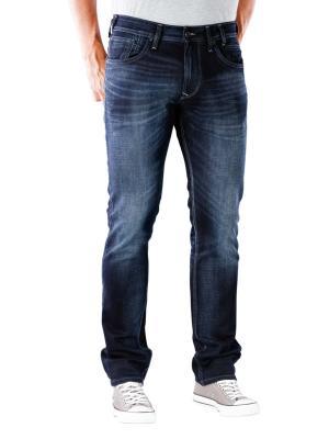 Pepe Jeans Cash Straight Fit Night 11 oz blackend indigo