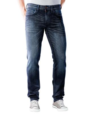 Pepe Jeans Hatch Raven 11oz blackend indigo