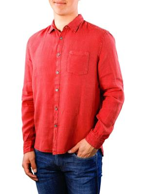 Pepe Jeans Edgar GD Linen dark red
