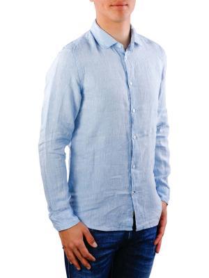 Pepe Jeans Sheldon Slub Linen blue