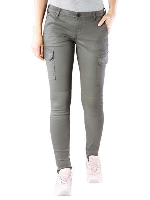 Pepe Jeans Survivor Pant coated colours khaki green