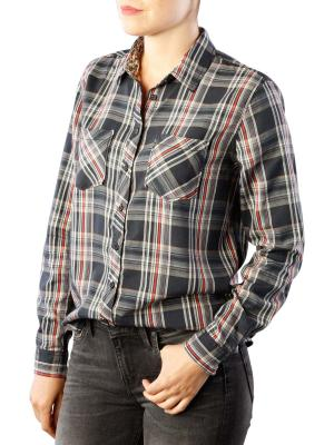 Pepe Jeans Aran Rayon Shirt Twill Check multi