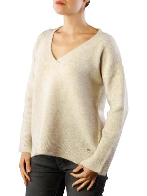 Pepe Jeans Alexas Elastic Wool Knit mousse