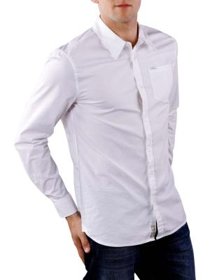Pepe Jeans Ridleys New Stretch Poplin white