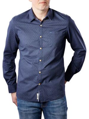 Pepe Jeans Cube Shirt indigo