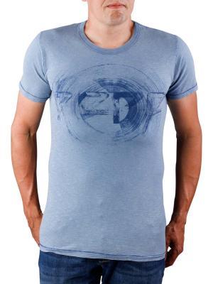 Pepe Jeans Evans Burned T-Shirt union blue