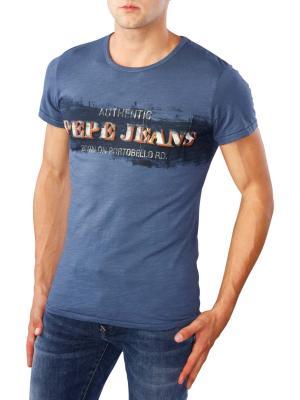 Pepe Jeans Fisher Slub T-Shirt Jersey jarman
