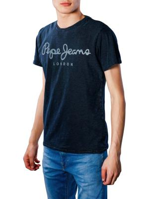 Pepe Jeans Essential Denim T-Shirt indigo