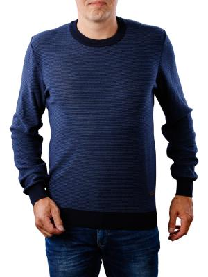 Pepe Jeans London Merino Wool navy