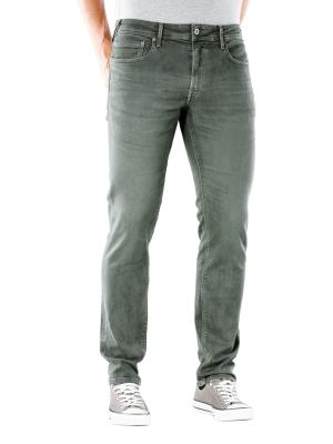 Pepe Jeans Stanley washed colours dark khaki
