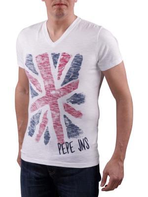 Pepe Jeans George Slub white