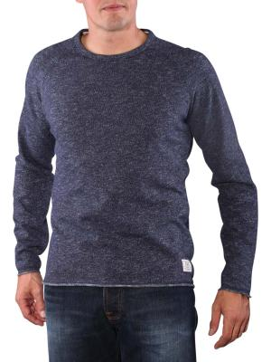 Pepe Jeans Poons Brushed Marl Jersey T-Shirt admiral
