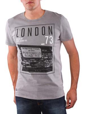 Pepe Jeans Tannen Dye Jersey T-Shirt manhattan