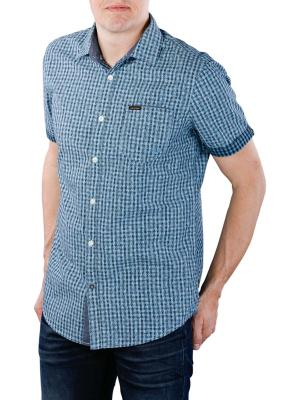 PME Legend Short Sleeve Shirt Chec 5281