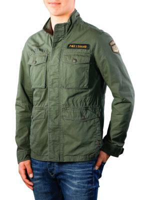 PME Legend Semi Long Jacket t-haw