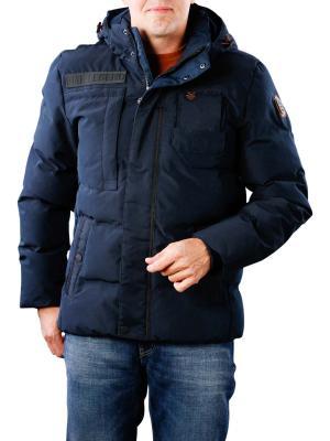 PME Legend Hooded Jacket snowburst