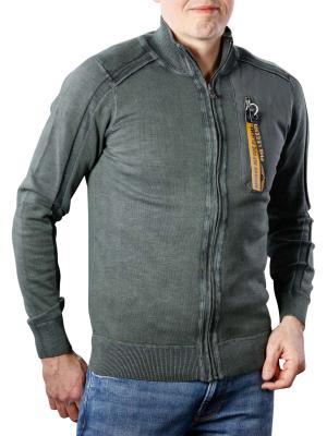 PME Legend Zip Jacket Cotton Slub