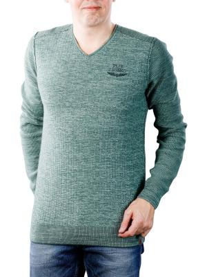 PME Legend V-Neck Cotton Mouline 6079