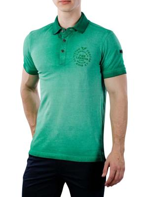 PME Legend Short Sleeve Polo Pique Cold Dye 6253
