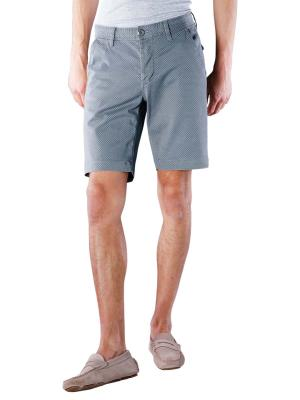 PME Legend Low Pass Shorts Cotton Linen grey