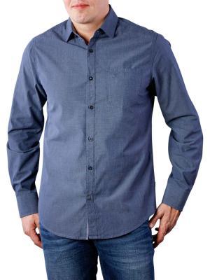 PME Legend Shirt Fil A Fil dress blues