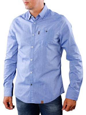 PME Legend Shirt Chambrey Dobby provence