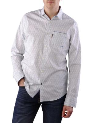 PME Shirt LS Stretch Poplin bright white