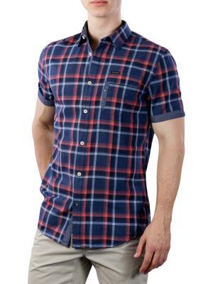PME Legend short Sleeve Shirt Twill Check 5287