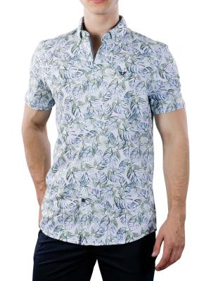 PME Legend Short Sleeve Shirt jersey with all-over print 625
