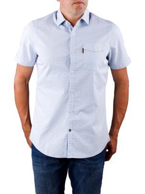 PME Legend Shirt SS Check jaquard rob