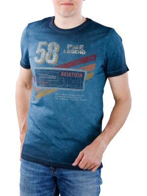 PME Legend  R-Neck Single Jersey Shirt 5281