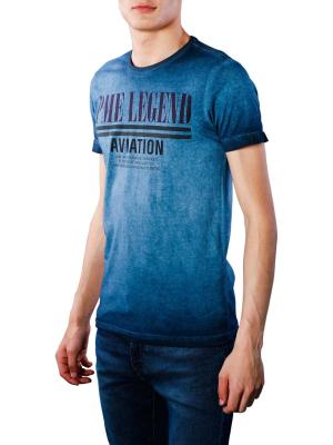 PME Legend Short Sleeve R-Neck Single Jersey T-Shirt 5287