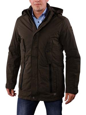 PME Legend Soapy Cotton Parka dark capers
