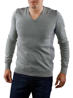 PME Legend Cotton V-Neck moonmist