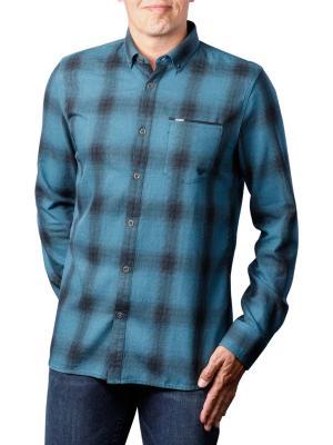 PME Legend Long Sleeve Shirt Melange 5126