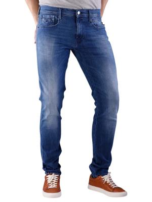 Replay Anbass Jeans Slim Hyperflex blue stretch