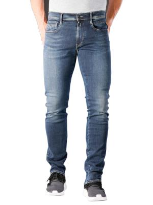 Replay Anbass Jeans Slim blue black