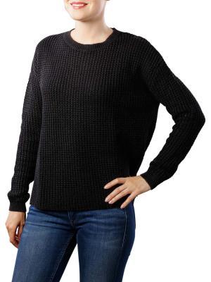Replay Crew Sweater dark