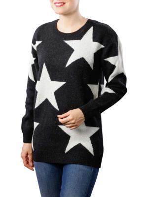 Replay Crew Sweater stars