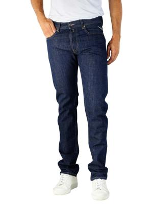 Replay Grover Jeans Straight Dark Blue Rinse