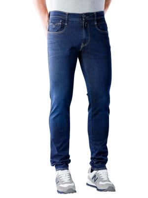 Replay Anbass Jeans Slim Hyperflex blue