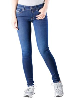 Replay Luz Jeans Skinny medium blue denim