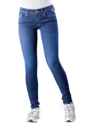 Replay Luz Jeans Skinny medium blue denim