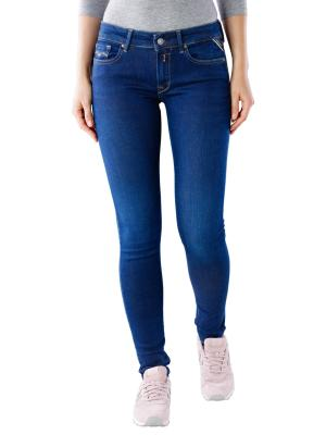 Replay Luz Jeans Skinny Hyperflex Stretch washed blue