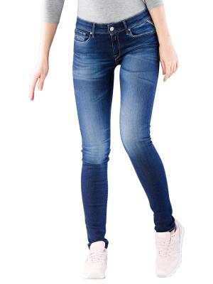 Replay Luz Jeans Skinny Hyperflex blue washed