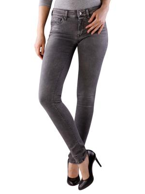 Replay Luz Jeans Skinny Hyperflex black stretch grey