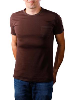 Replay T-Shirt dark red 278