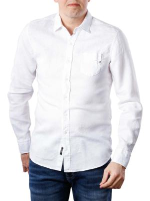 Replay Shirt white