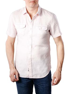 Replay Shirt pale peach
