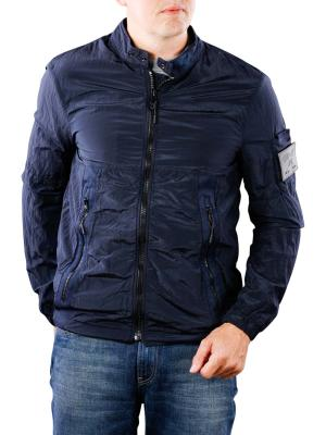 Replay Jacket Cotton midnight blue